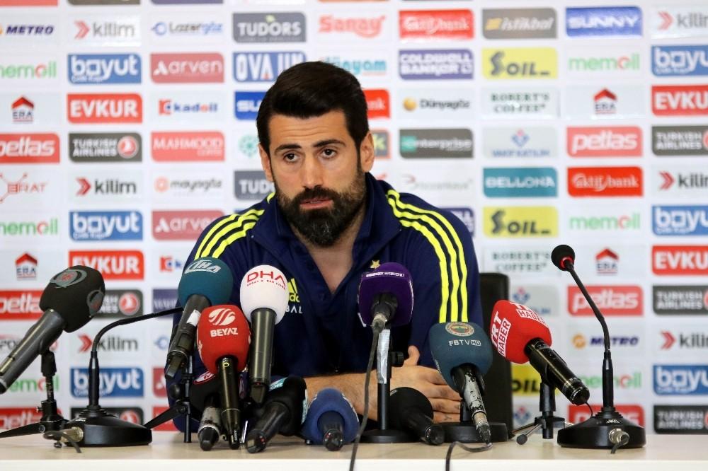 Volkan Demirel, Fenerbahçe forması ile 500'üncü maçına çıktı