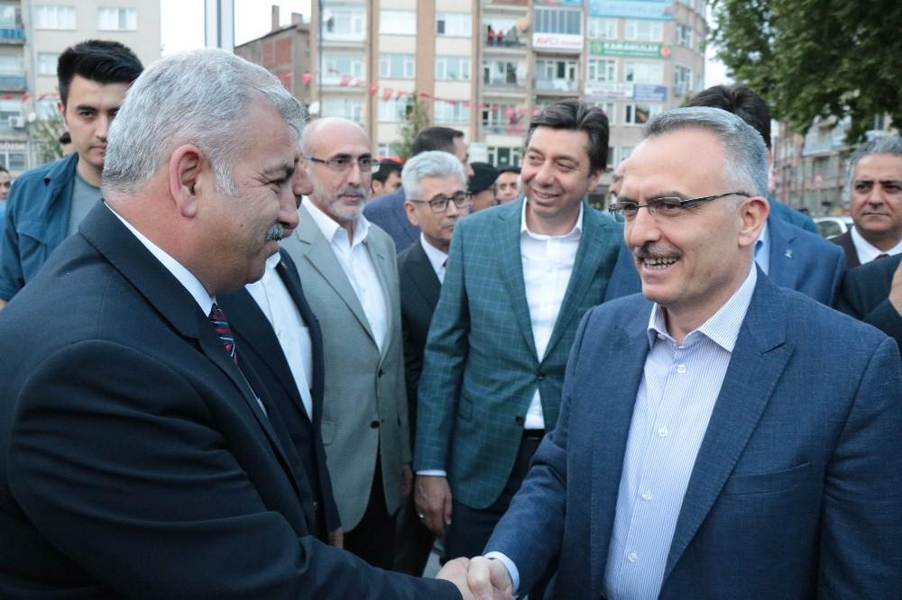 Maliye Bakanı Naci Ağbal: ″Özel Sektörün önünü açacak teşvik ve düzenleme yaptık″