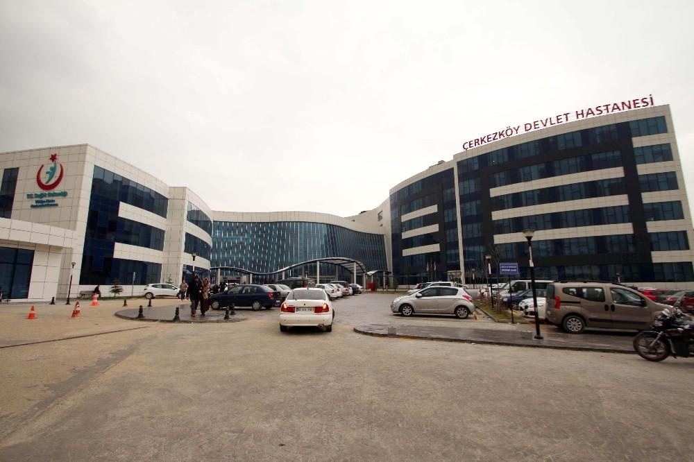 Çerkezköy Devlet Hastanesinde radikal kararlar
