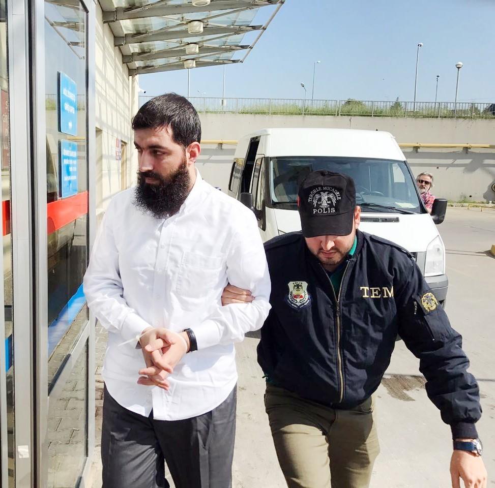 DEAŞ'ın Türkiye sorumlusu olan Ebu Hanzala'nın cezası belli oldu