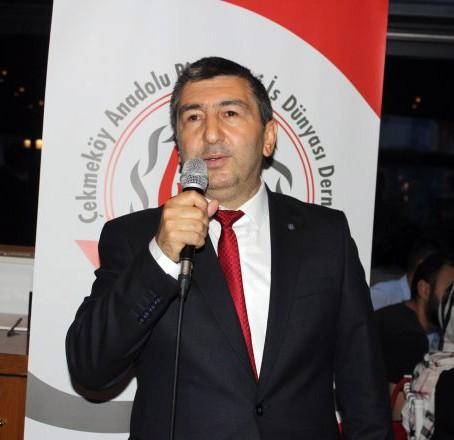 İş dünyası Çekmeköy'de ÇEKBİAD İftarında buluştu