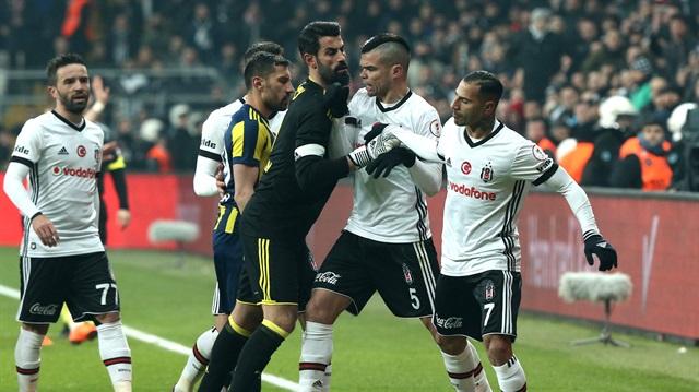 Fenerbahçe - Beşiktaş Maçının Hakemi Belli Oldu
