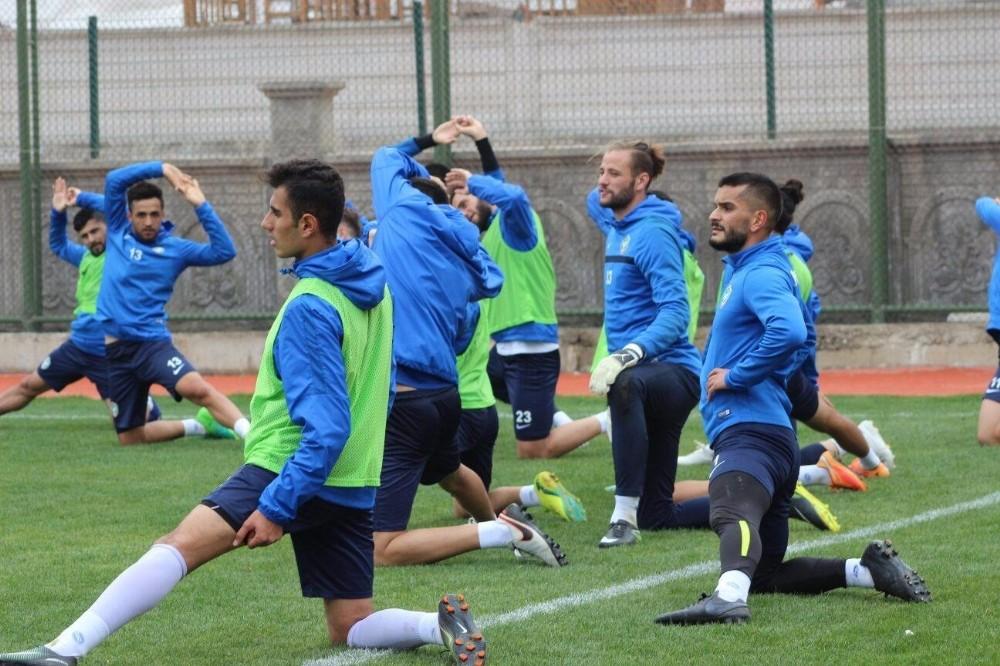 Amed Sportif'de hazırlıklar sürüyor