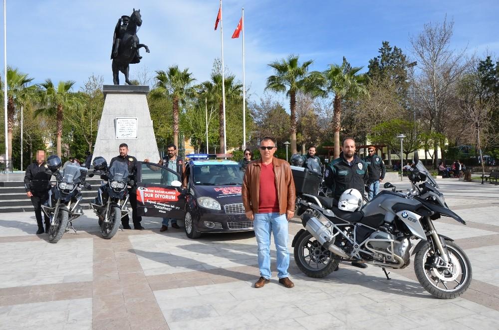 Milas'ta narkotim ekipleri görev başında
