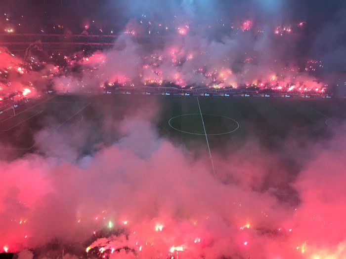 Galatasaray Dünya Rekoru Kırdı
