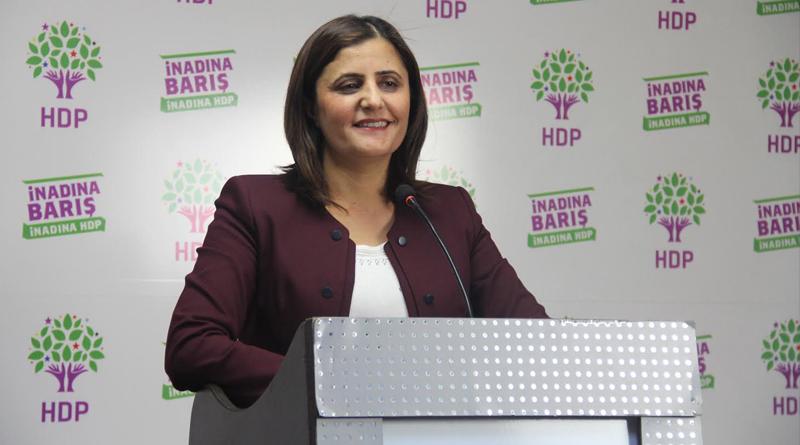 HDP'li Milletvekili Hakkında Zorla Getirilme Kararı