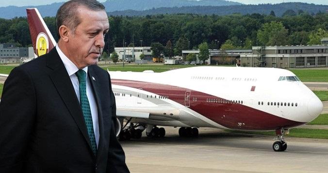 HDP'nin Katar Uçağıyla İlgili 14 Sorusuna Cumhurbaşkanlığı'ndan Tek Cümlelik Yanıt