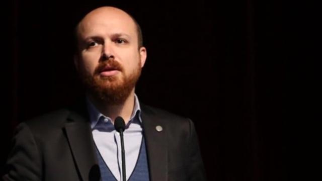 HKP Bilal Erdoğan'ı Savcıya Şikayet Etti