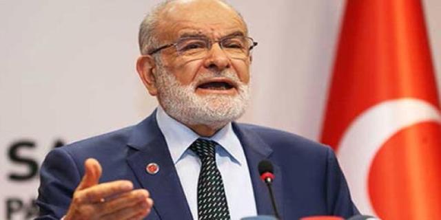 Karamollaoğlu 'Sayın Cumhurbaşkanı'na sesleniyoruz, acil..'
