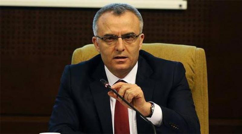Maliye Bakanı Naci Ağbal'dan taşeron işçi açıklaması