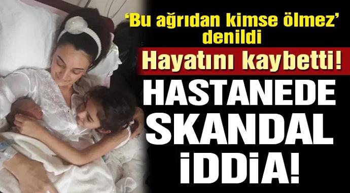 Maltepe'de Sağlık Skandalı Bir Annenin Ölümü Neden Oldu