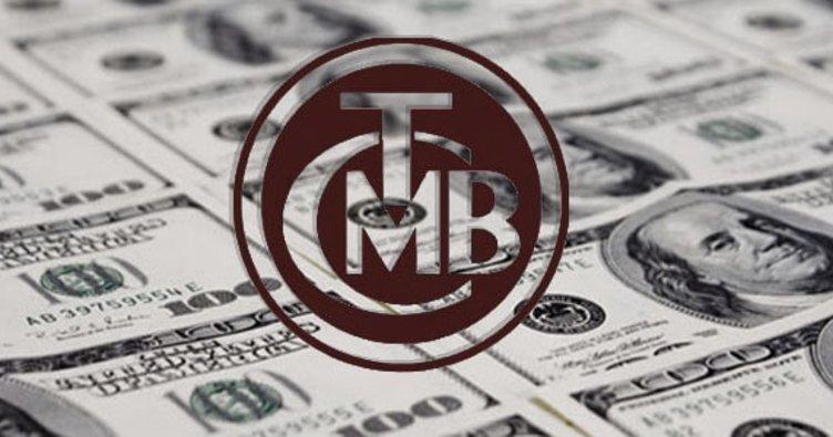 Merkez Bankası Rezervleri 2 Milyar 467 Milyon Dolar Arttı