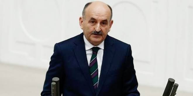 Müezzinoğlu Taşeron işçi açıklaması;