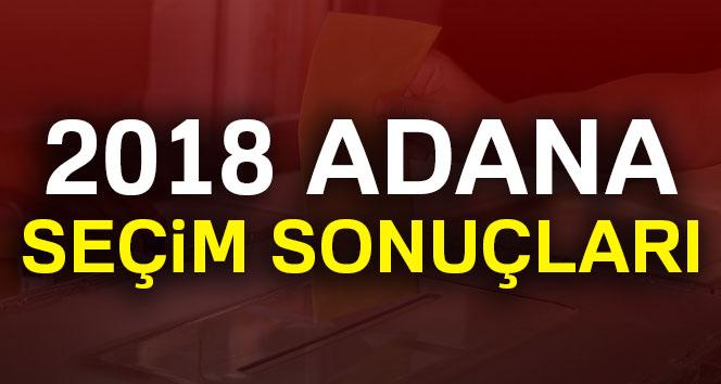 Osmaniye Seçim Sonuçları, 2018 Genel seçim sonuçları