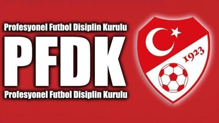 PFDK Ceza Yağdırdı! Toplam 43 Maç Ceza