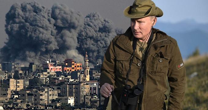 Rusya'dan Suriye İçin Kıyamet Senaryosu