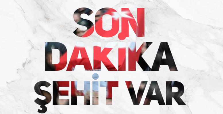 Şırnak'ta Hain Saldırı - Şehit ve Yaralılar Var