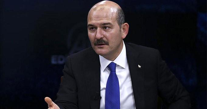 Süleyman Soylu'dan 'Suriyelilere Maaş' Açıklaması