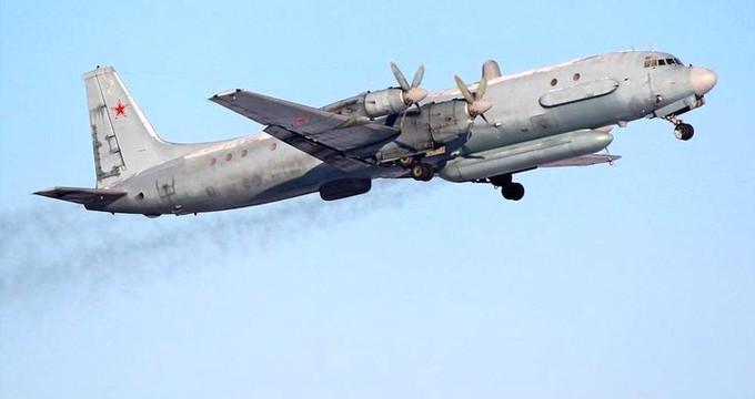 Suriye Rus Uçağını Düşürdü