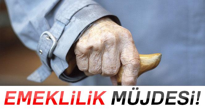 Tarım Bağ-Kur sigortalılara emeklilik müjdesi