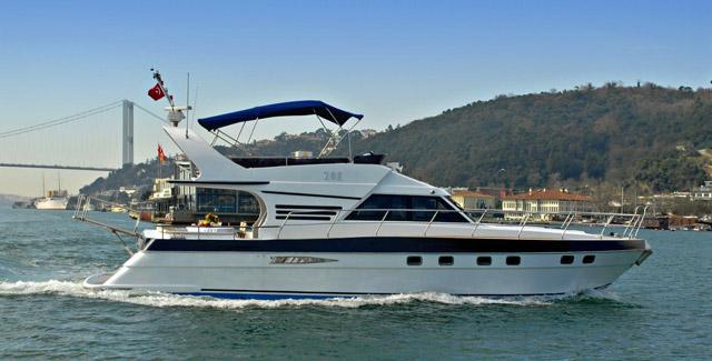 Tekne Turu İstanbul'da Yaşanır