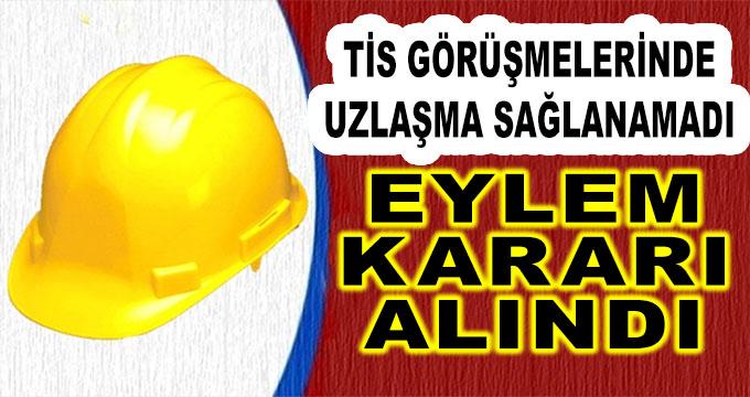 TİS Görüşmelerinde Uzlaşma Sağlanamadı: Türk İş Eyleme Gidiyor