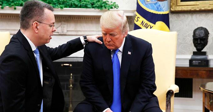 Trump'tan Açıklama! Türkiye'ye Yaptırımlar Devam Edecek Mi?