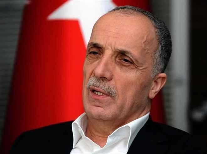 Türk-iş genel başkanı Ergün ATALAY taşeron konuşması