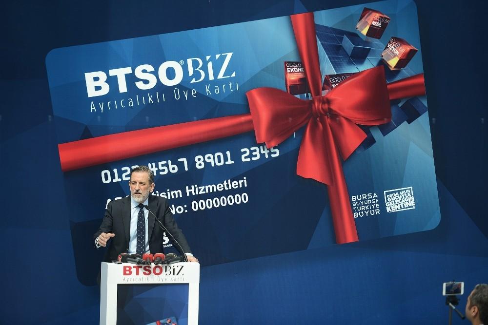 BTSOBİZ Kart iş dünyasına avantajlar sunmaya devam ediyor