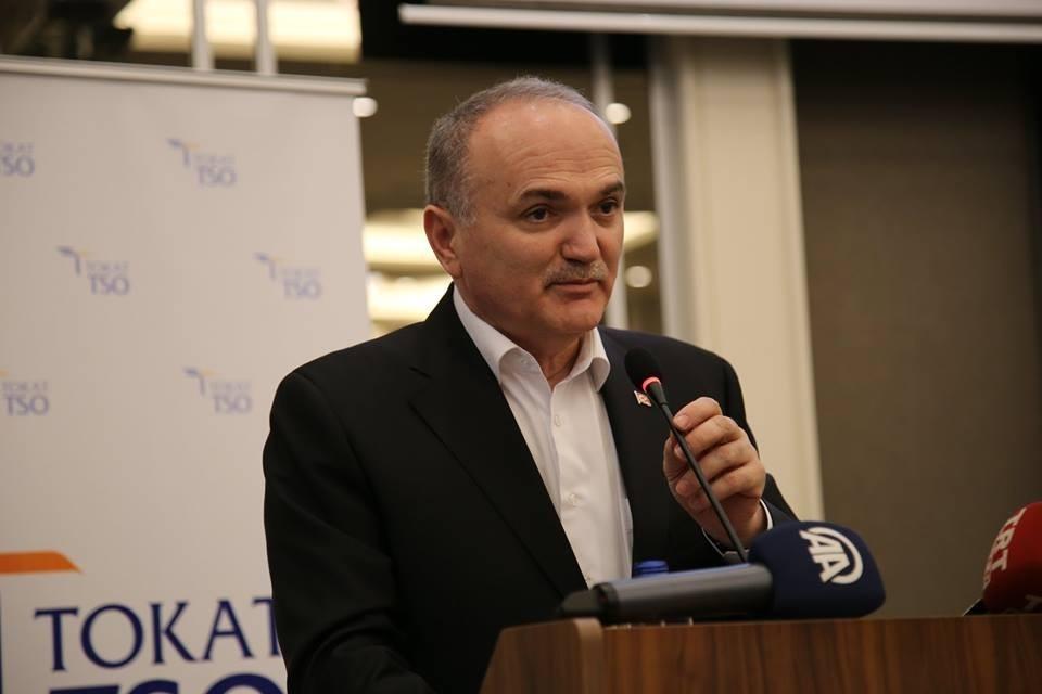 Bakan Özlü: ″Tokat'a Bilim Merkezi kuracağız″