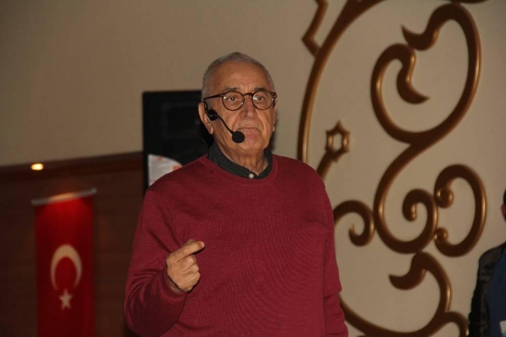 Prof. Dr. Doğan Cüceloğlu:
