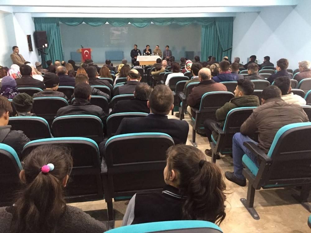 Çaldıran'da 'Okul Güvenliği' toplantısı