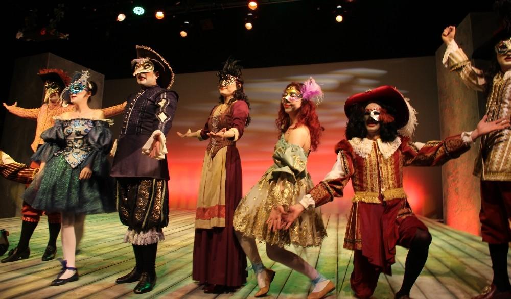 Erzurum Devlet Tiyatrosu ″Mösyö de Pourceaugnac″ adlı oyunla sezonu açacak