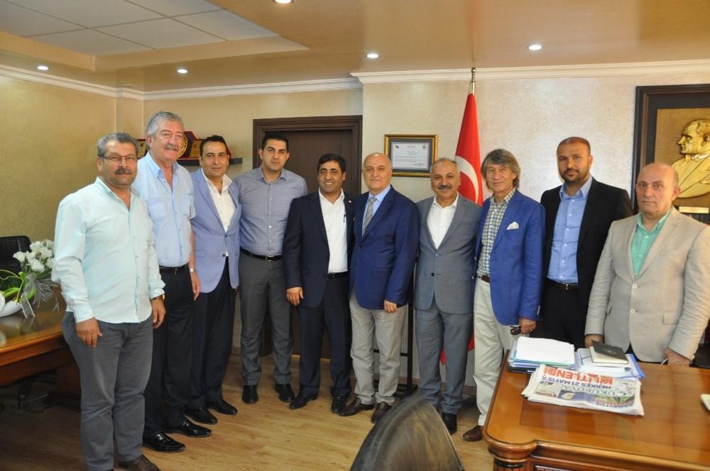 Mersin ESOB Başkanı Dinçer: ″İyi ekonomi için işbirliği şart″