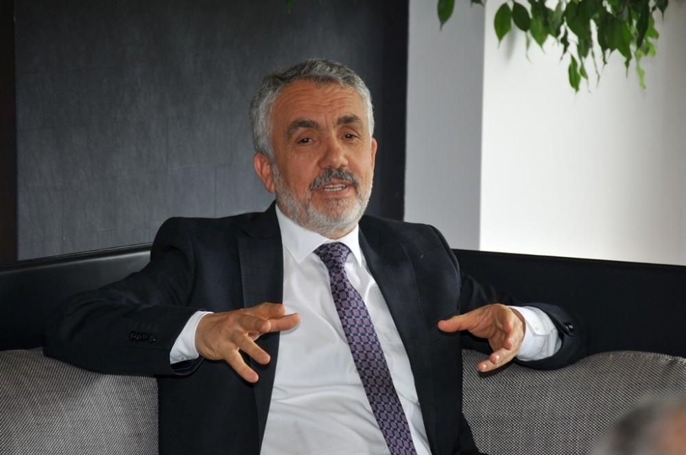 Samsun Üniversitesi Rektörlüğüne görevlendirme