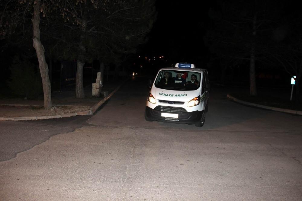 Şehit Muratdağı'nın cenazesi memleketi Kayseri'ye getirildi