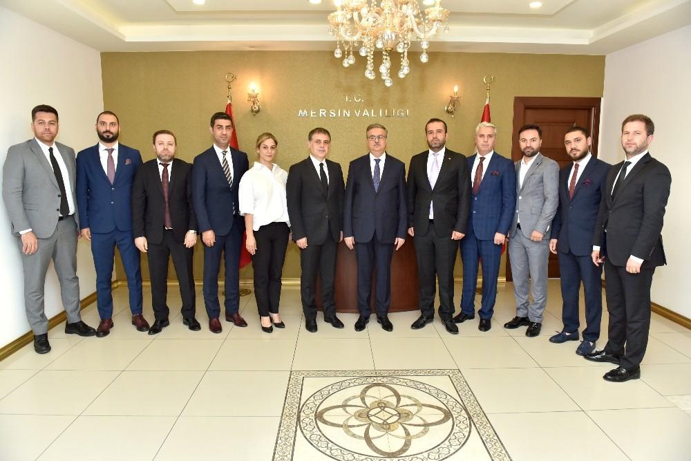 İzol: ″Mersin'in gelişmesi için mücadele ediyoruz″