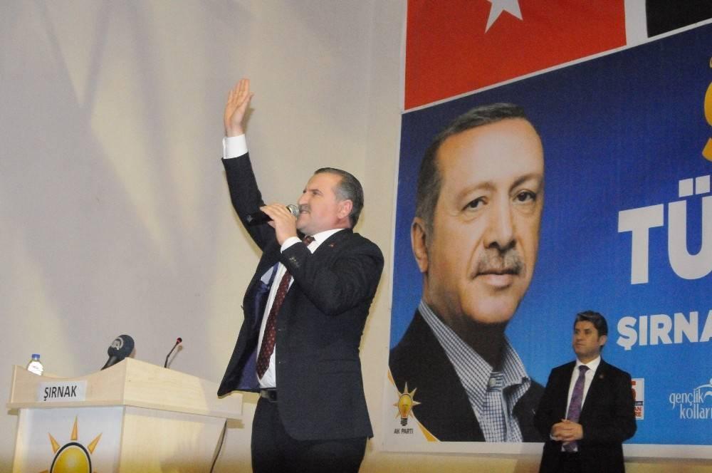 Gençlik ve Spor Bakanı Bak Şırnak'ta