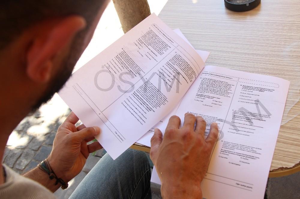 Sınavlarda anlam ve paragraf sorularının önemi ortaya çıktı