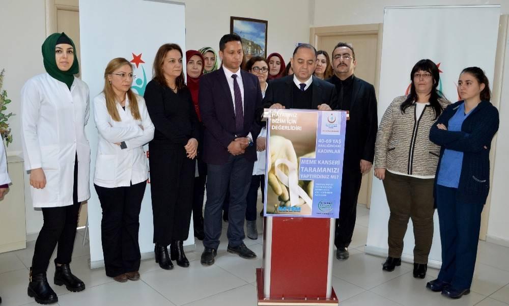 Halk Sağlığı Hizmetleri Başkanı Dr. Kılıç: