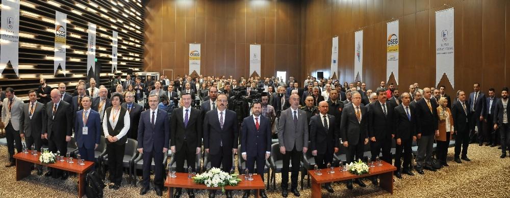 OSEG 2018 Konferansı sonuç raporu açıklandı