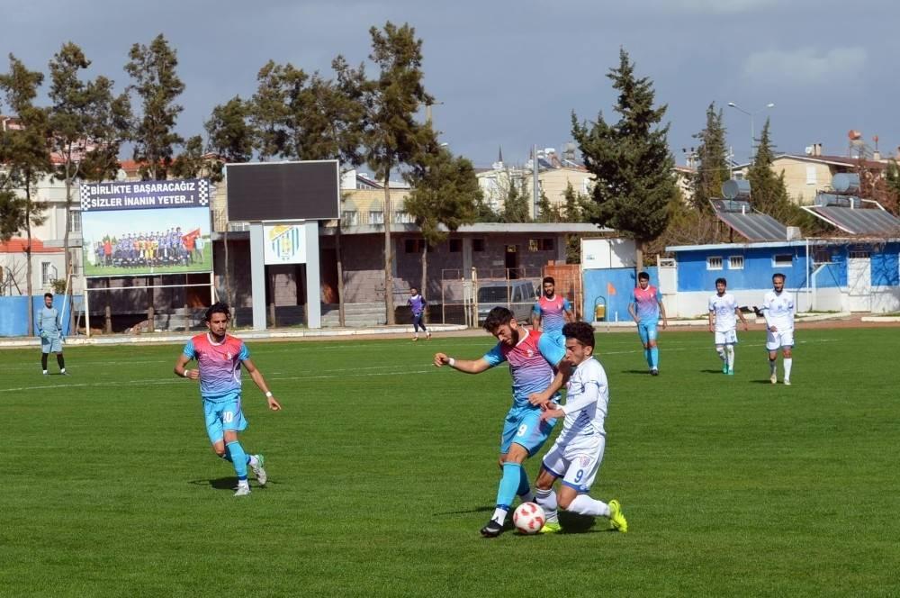 Didim Belediyespor, İncirliova'yı 4 golle geçti