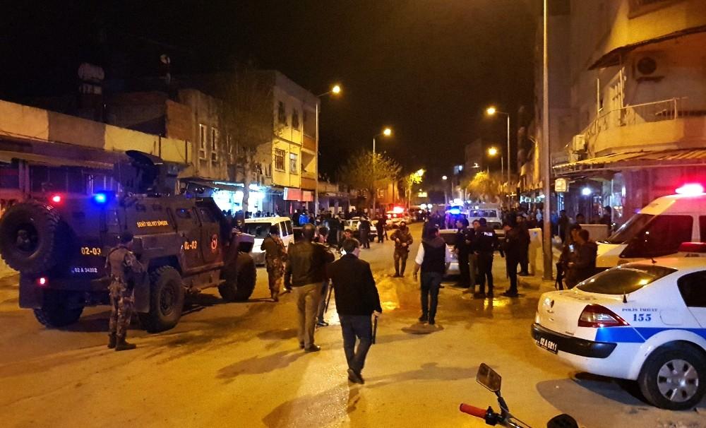 Adıyaman'da iki grup arasında kavgası: 8 Yaralı, 8 gözaltı