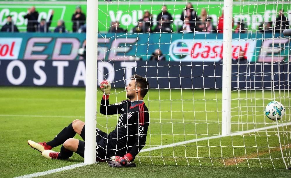 Bayern Münih, 90'da 3 puanı kaptı