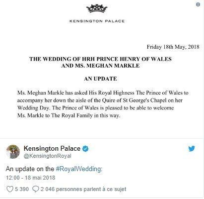 Kensington: ″Markle'ı sunağa Prens Charles götürecek″
