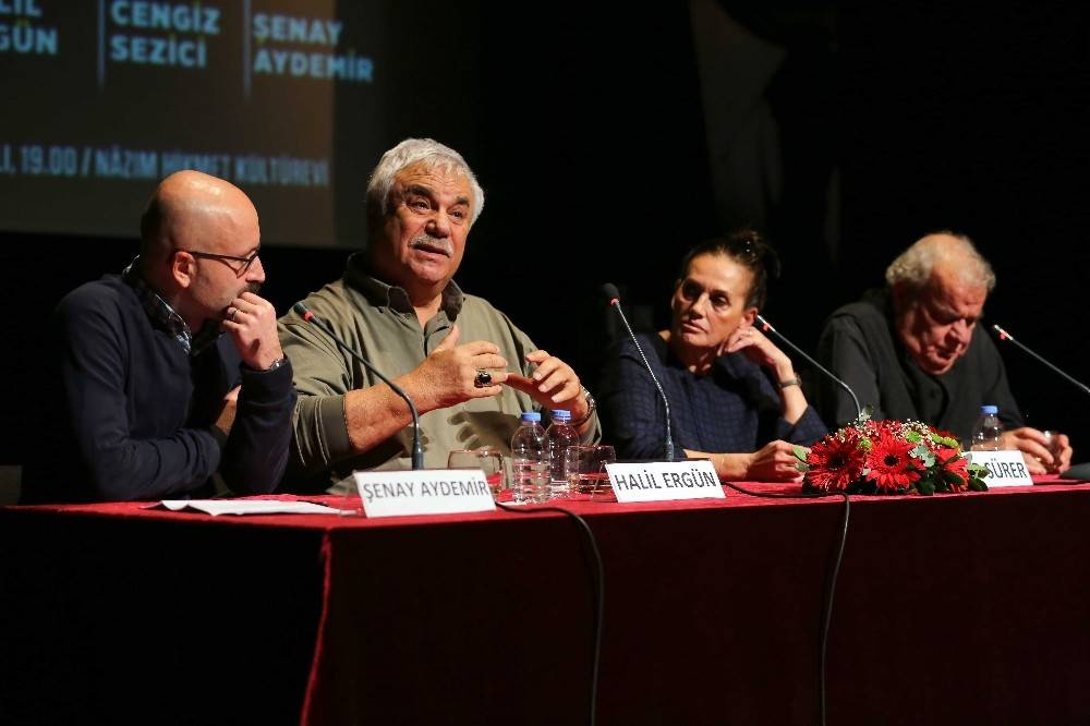 Edebiyattan sinemaya Orhan Kemal'i anlattılar