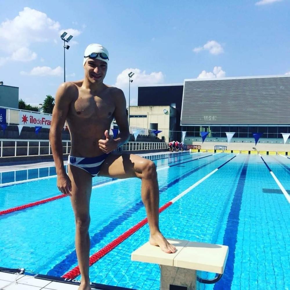Yüzücü Mintaz, Avrupa şampiyonu oldu