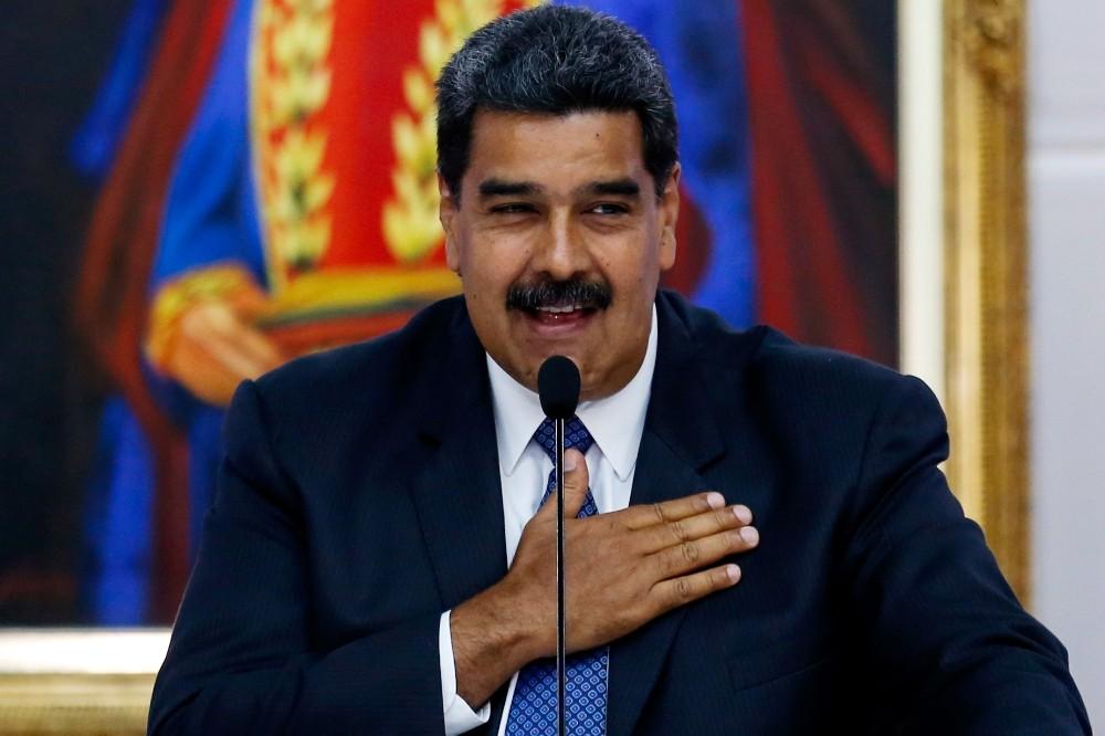 Venezuela'da seçimleri Maduro kazandı