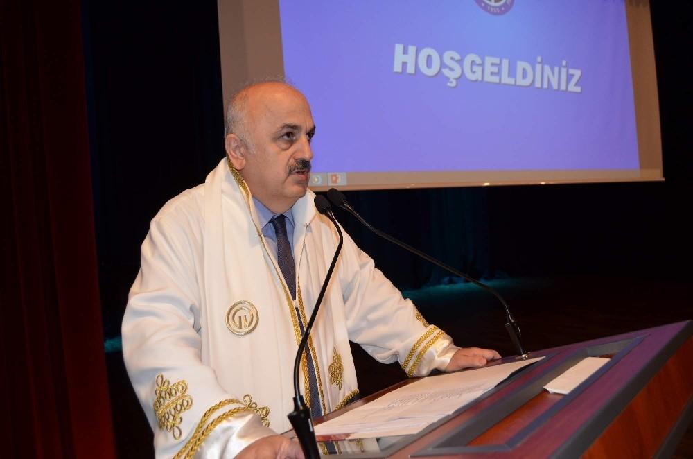 KTÜ Rektörü Baykal:  ″KTÜ sadece yurt içinden değil yurt dışından da tercih edilen kurum oldu″