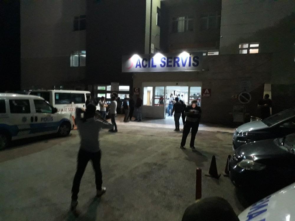 Tekirdağ'daki Tren Kazası